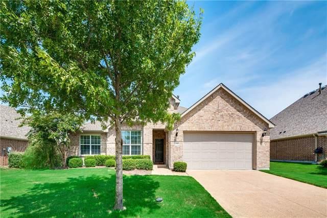 716 Fortinbras Drive, Mckinney, TX 75071 (MLS #14160689) :: Hargrove Realty Group