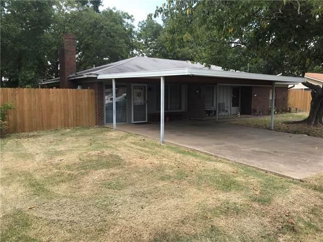 405 Sunset Street, Malakoff, TX 75148 (MLS #14160704) :: The Paula Jones Team | RE/MAX of Abilene