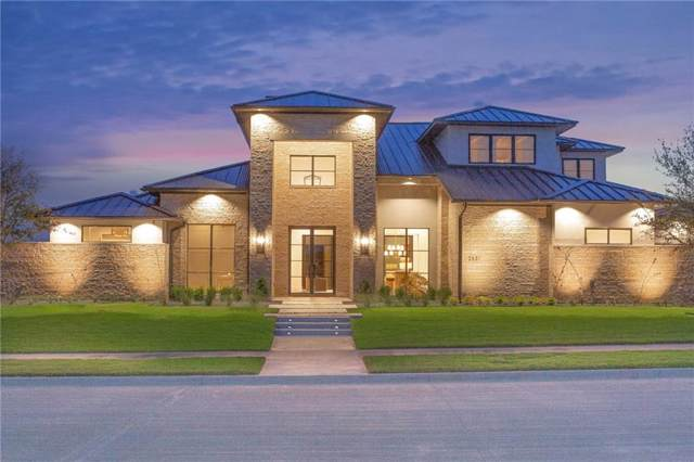 3531 Midwick Drive, Frisco, TX 75034 (MLS #14160737) :: The Real Estate Station