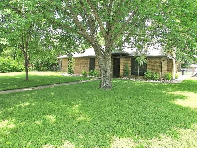 2 Christi Lane, Krum, TX 76249 (MLS #14160755) :: The Heyl Group at Keller Williams