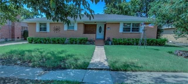 8081 Hillside Drive, Frisco, TX 75033 (MLS #14160771) :: The Heyl Group at Keller Williams