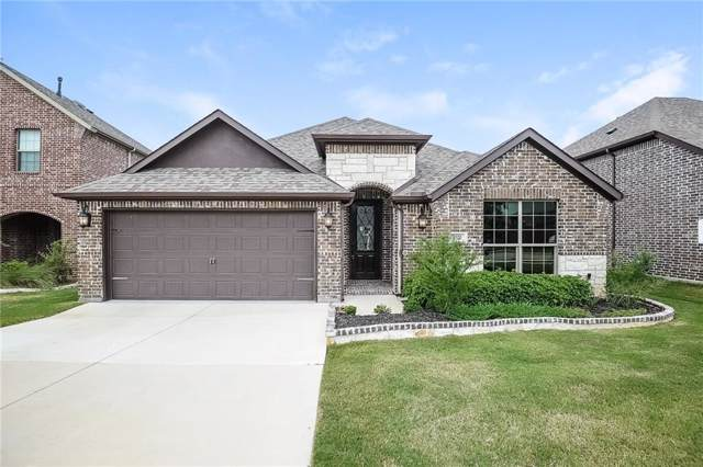 8320 Blue Periwinkle Lane, Fort Worth, TX 76123 (MLS #14160778) :: Real Estate By Design