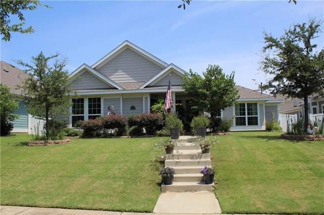2120 Dr Sanders Road, Providence Village, TX 76227 (MLS #14160796) :: Kimberly Davis & Associates
