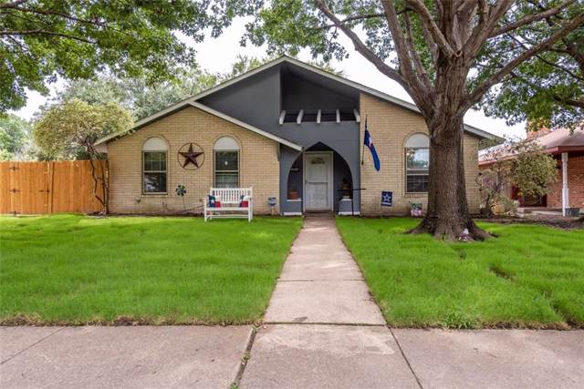 124 Running Brook Lane, Mesquite, TX 75149 (MLS #14160884) :: The Mitchell Group