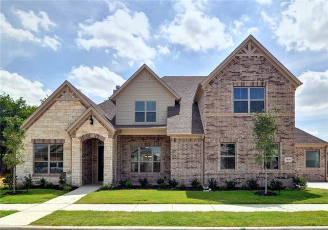 5840 Tory Drive, Grand Prairie, TX 75052 (MLS #14160940) :: The Tierny Jordan Network