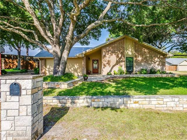 303 Valley Trail Drive, Weatherford, TX 76087 (MLS #14160947) :: The Heyl Group at Keller Williams