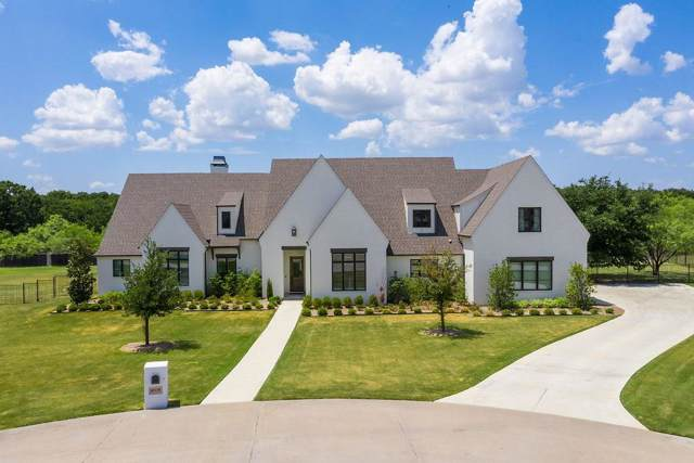 8008 Bella Flora Court, Fort Worth, TX 76126 (MLS #14160979) :: Team Hodnett