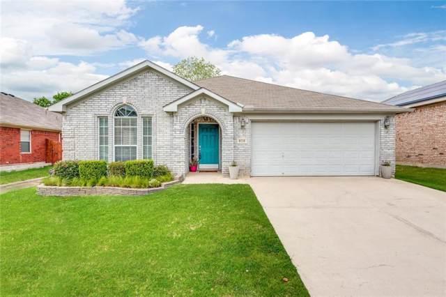 808 Chrissy Creek Lane, Euless, TX 76040 (MLS #14160982) :: RE/MAX Pinnacle Group REALTORS