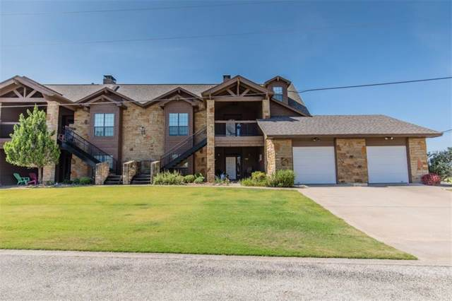 1104 Eagle Point Circle, Possum Kingdom Lake, TX 76449 (MLS #14161015) :: NewHomePrograms.com LLC