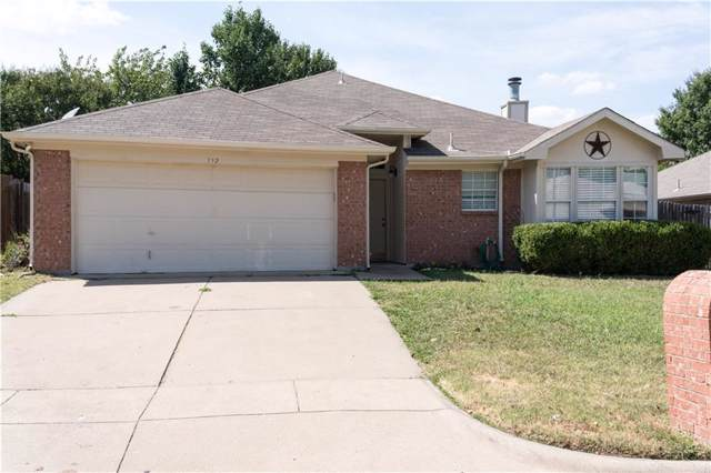 712 Carette Drive, Fort Worth, TX 76108 (MLS #14161025) :: The Chad Smith Team