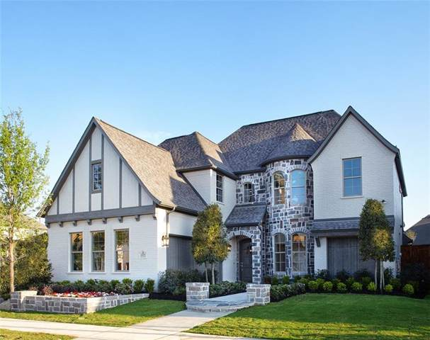 13175 Strike Gold Boulevard, Frisco, TX 75035 (MLS #14161043) :: RE/MAX Town & Country