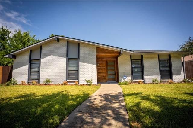 8625 Baumgarten Drive, Dallas, TX 75228 (MLS #14161053) :: The Kimberly Davis Group