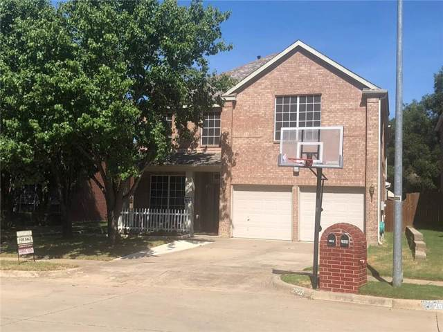 2902 Peppercorn Drive, Euless, TX 76039 (MLS #14161088) :: Baldree Home Team