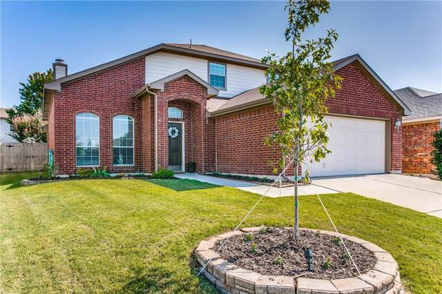 3624 Desert Mesa Road, Fort Worth, TX 76262 (MLS #14161115) :: Kimberly Davis & Associates