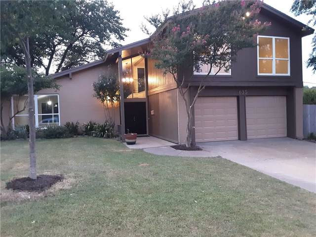 635 Madison Court, Duncanville, TX 75137 (MLS #14161126) :: Tanika Donnell Realty Group