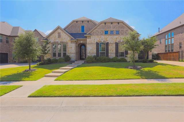 2205 Montgomerie Avenue, Trophy Club, TX 76262 (MLS #14161128) :: The Heyl Group at Keller Williams
