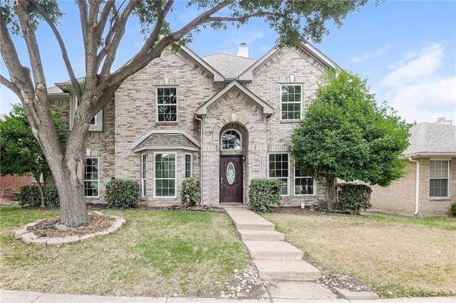 4402 Santa Fe Lane, Mckinney, TX 75070 (MLS #14161132) :: The Good Home Team