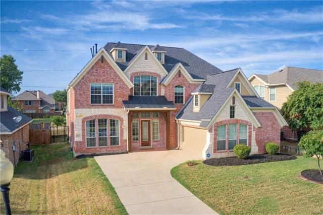 5617 Saint Thomas Drive, Plano, TX 75094 (MLS #14161137) :: Hargrove Realty Group