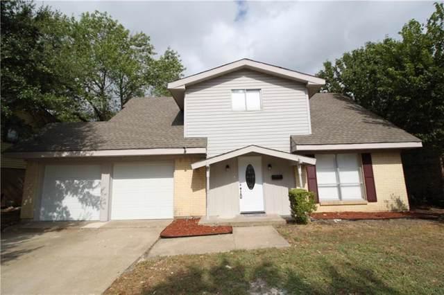 3505 Bahamas Drive, Mesquite, TX 75150 (MLS #14161147) :: Ann Carr Real Estate