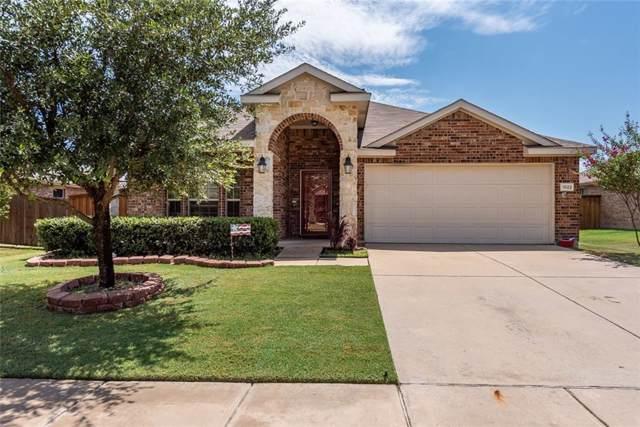 1022 Shepard Lane, Lavon, TX 75166 (MLS #14161168) :: Tenesha Lusk Realty Group