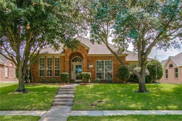 1344 Colby Drive, Lewisville, TX 75067 (MLS #14161182) :: The Rhodes Team