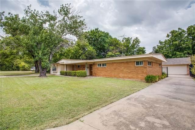 7101 Riviera Drive, North Richland Hills, TX 76180 (MLS #14161227) :: Tenesha Lusk Realty Group