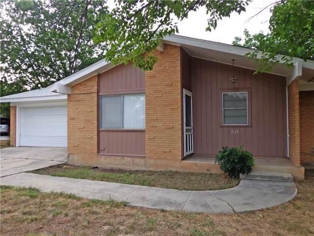 515 Valley View Street, Brownwood, TX 76801 (MLS #14161234) :: Hargrove Realty Group