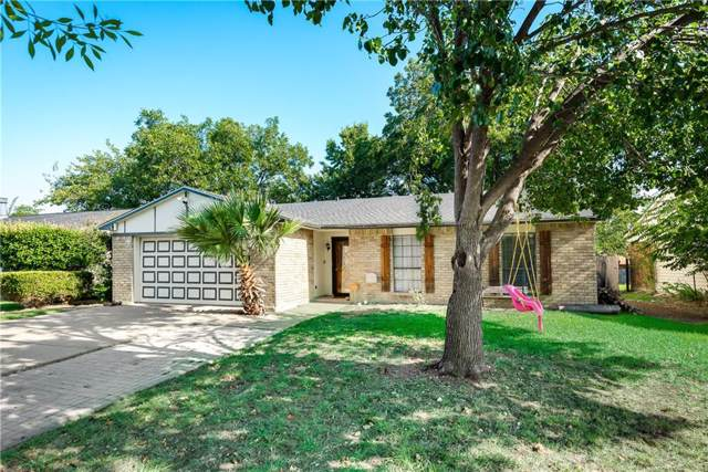 6921 Glendale Drive, North Richland Hills, TX 76182 (MLS #14161239) :: Tenesha Lusk Realty Group