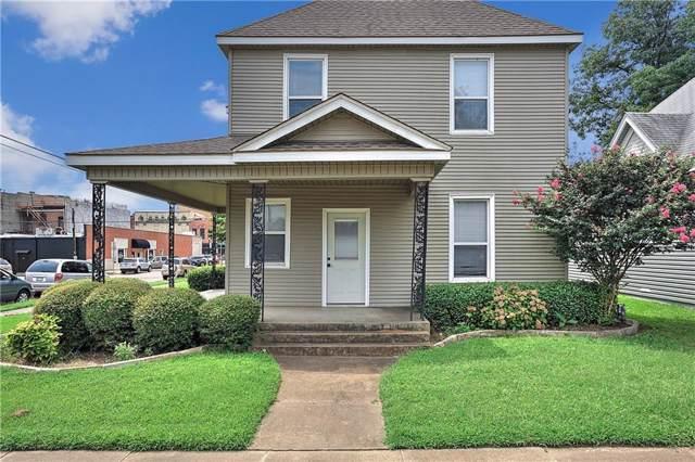 500 W Woodard Street, Denison, TX 75020 (MLS #14161254) :: The Chad Smith Team