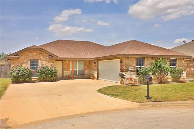 1218 Briar Cliff Path, Abilene, TX 79602 (MLS #14161255) :: The Chad Smith Team