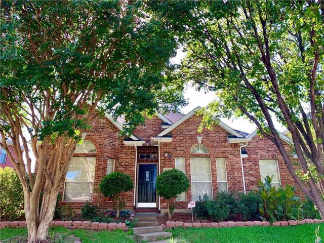 3129 Riverside Drive, Carrollton, TX 75007 (MLS #14161286) :: Tenesha Lusk Realty Group