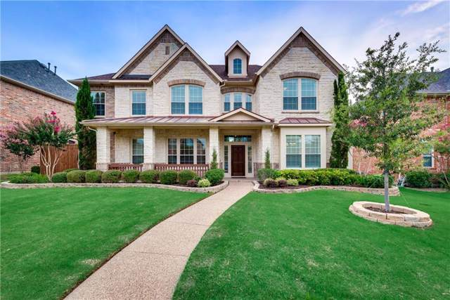 7040 Falling Water Lane, Plano, TX 75024 (MLS #14161290) :: Kimberly Davis & Associates