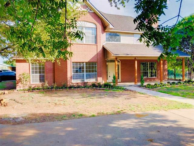 451 Newt Patterson Road, Mansfield, TX 76063 (MLS #14161298) :: The Real Estate Station