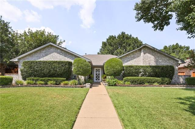2505 Buttercup Drive, Richardson, TX 75082 (MLS #14161300) :: Roberts Real Estate Group