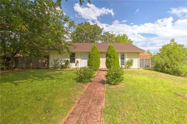 2817 Teton Court, Irving, TX 75062 (MLS #14161315) :: Ann Carr Real Estate