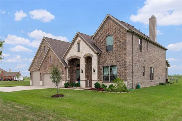 611 The Trails Drive, Blue Ridge, TX 75424 (MLS #14161356) :: The Heyl Group at Keller Williams