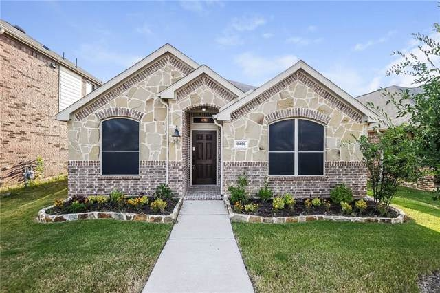 8456 Gentian Drive, Fort Worth, TX 76123 (MLS #14161357) :: Real Estate By Design