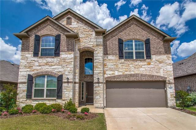 16605 Dry Creek Boulevard, Prosper, TX 75078 (MLS #14161361) :: Ann Carr Real Estate