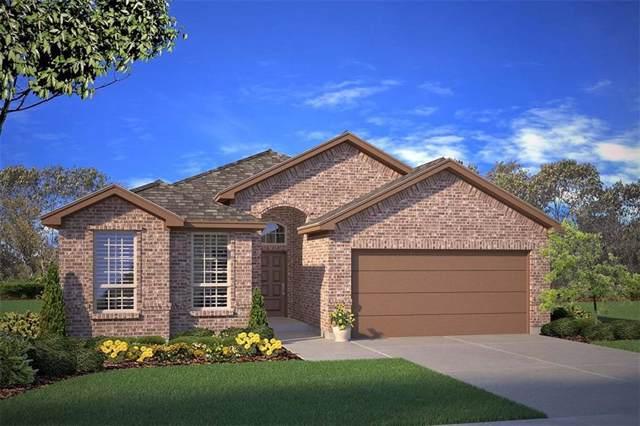 1211 Burlingame Drive, Cleburne, TX 76033 (MLS #14161364) :: The Good Home Team