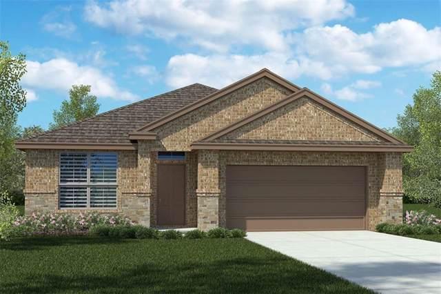 1209 Burlingame Drive, Cleburne, TX 76033 (MLS #14161368) :: The Good Home Team