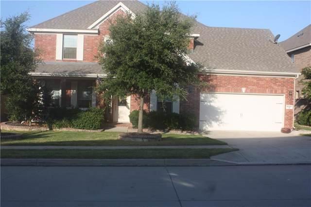 6141 Sunrise Lake Drive, Fort Worth, TX 76179 (MLS #14161378) :: The Tierny Jordan Network