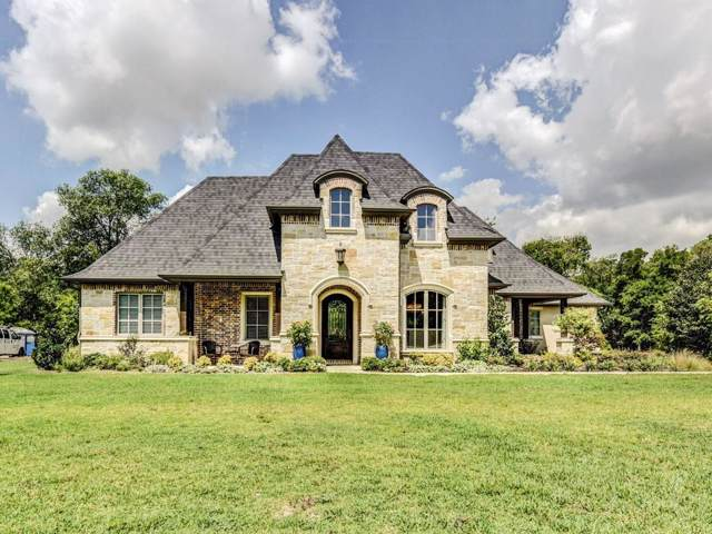 2301 Creek Canyon Lane, Mckinney, TX 75071 (MLS #14161428) :: The Real Estate Station