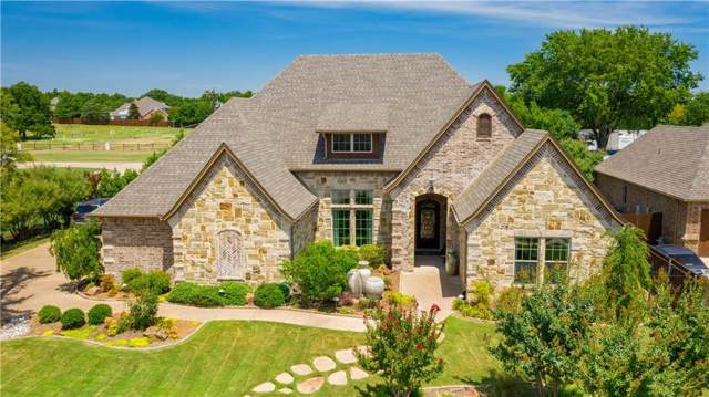 3301 Alexandria Court, Grapevine, TX 76092 (MLS #14161431) :: The Heyl Group at Keller Williams