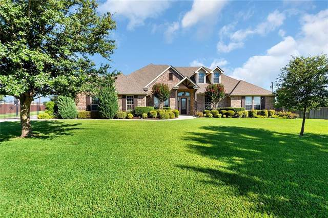 117 Tanglewood Drive, Aledo, TX 76008 (MLS #14161436) :: The Paula Jones Team | RE/MAX of Abilene