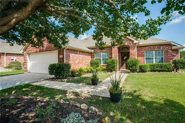3020 Lena Drive, Wylie, TX 75098 (MLS #14161439) :: Hargrove Realty Group