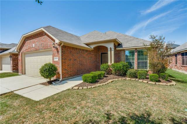11817 Cape Cod Springs Drive, Frisco, TX 75036 (MLS #14161464) :: Hargrove Realty Group