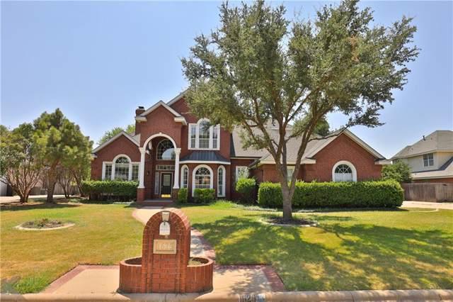 1625 Lakeshore Drive, Abilene, TX 79602 (MLS #14161485) :: Century 21 Judge Fite Company