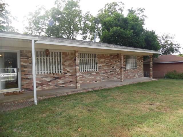 149 Pecan Circle, Athens, TX 75751 (MLS #14161487) :: Century 21 Judge Fite Company