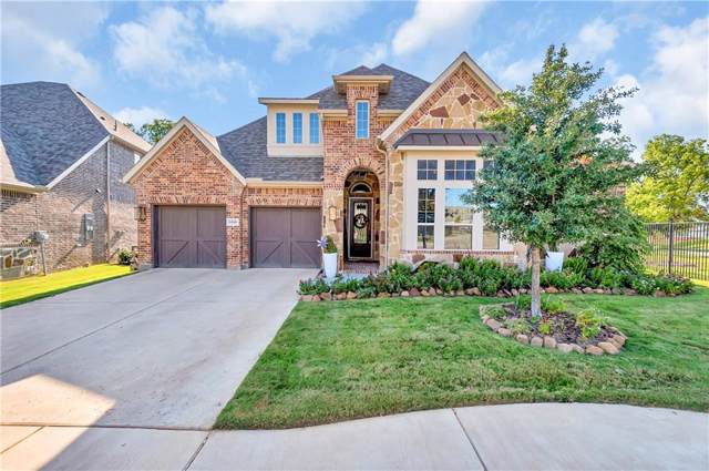 1040 Mondamin Drive, Allen, TX 75013 (MLS #14161490) :: Vibrant Real Estate