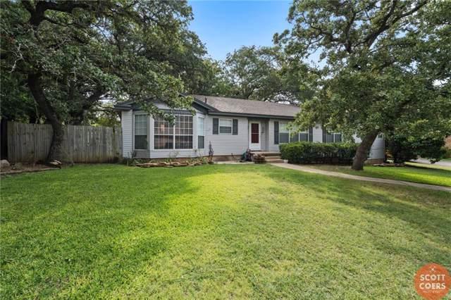 4001 Glenwood Drive, Brownwood, TX 76801 (MLS #14161499) :: The Heyl Group at Keller Williams